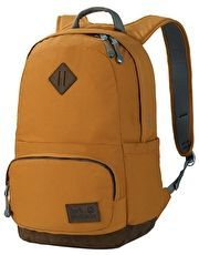 Jack Wolfskin Croxley Rucksack The Croxley Rucksack from Jack Wolfskin features a classic design with vintage looking fabrics for a great-looking daypack that suits everyday use and walks or travel http://www.MightGet.com/january-2017-13/jack-wolfskin-croxley-rucksack.asp