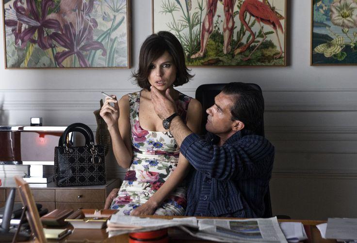 Elena Anaya & Antonio Banderas from The Skin I Live In
