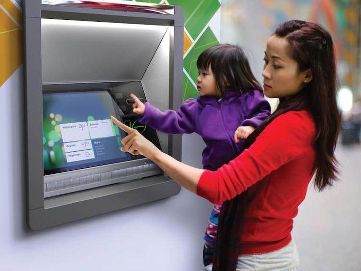 ncr-1 Evolucionan los cajeros automáticos gracias a la tecnología