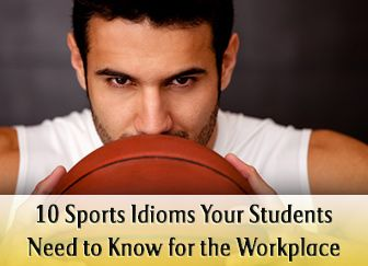 Sport idioms exercises