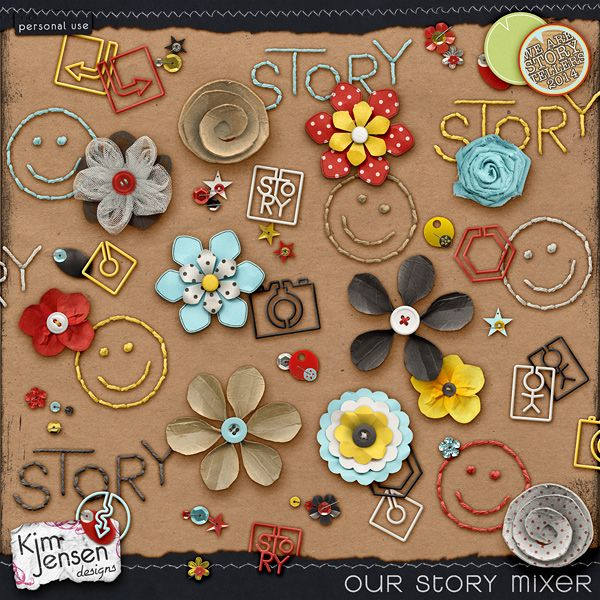 The Lilypad :: Kits :: Collabs :: TLP's We are Storytellers - Day 28