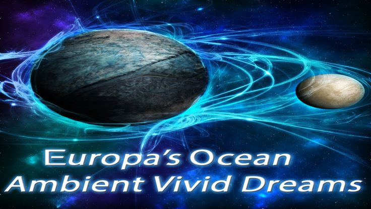 The Trailer for the Ambient electronica and New Age Album by Europa's Ocean