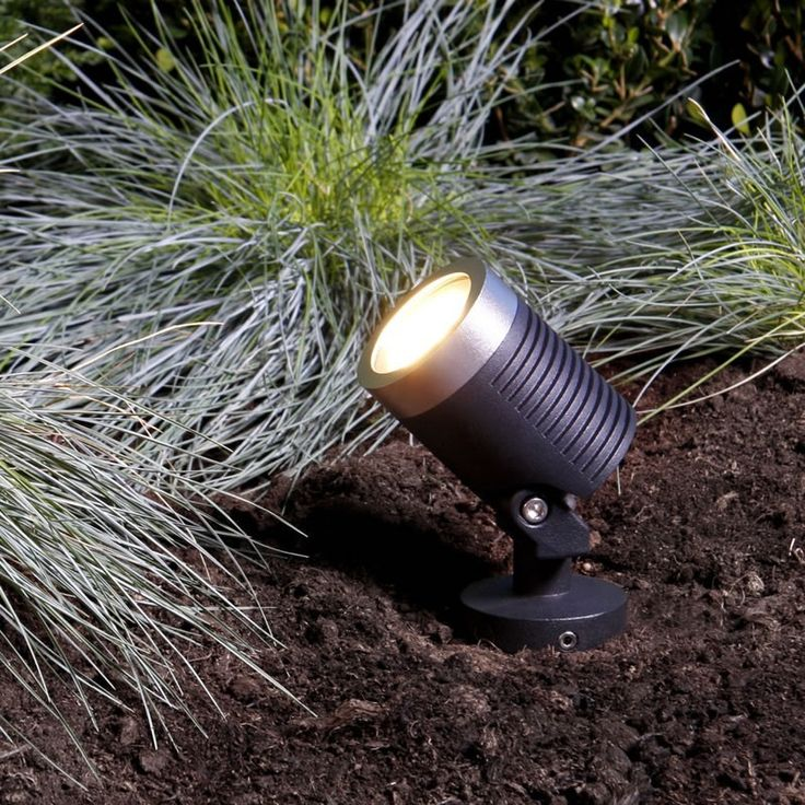 Techmar Arcus Spotlight   Plug U0026 Play 12V Low Voltage Garden Lights   Outdoor  Lighting You