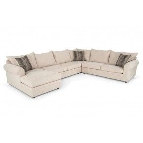 Venus II 4 Piece Right Arm Facing Sectional