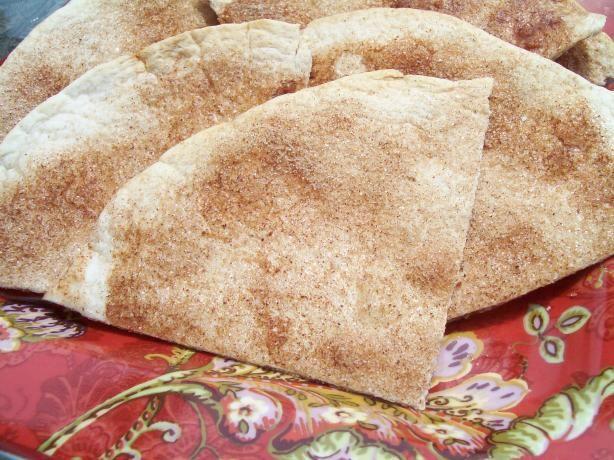 Cinnamon Crisps Recipe - Food.com - 418834
