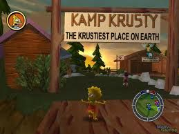 simpsons hit and run level 3 - one of the best games ever! haha