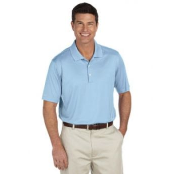 3044 #Ashworth Men's Performance Interlock #Solid Polo. Buy at wholesale price.