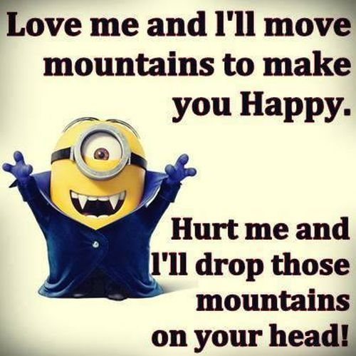 Funny Quotes From Despicable Me | Love Minions ? Click Here For Cool Minions Stuff.