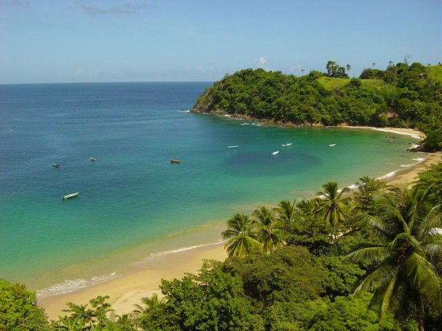 Trinidad. Where my parents are from and where i need to visit again!