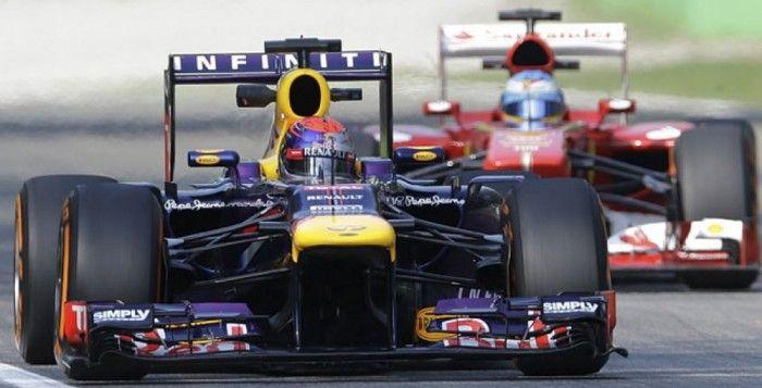 Gran Premio Monza 2013: supremazia Vettel, grinta Alonso