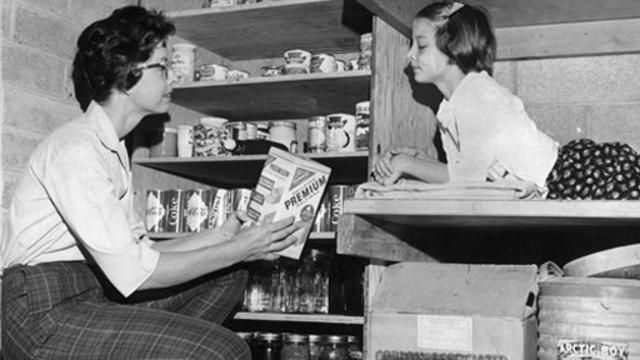 A Look Back at America's Fallout Shelter Fatuation - CBS News
