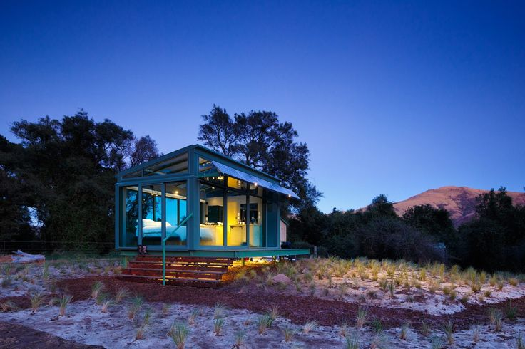 Sleep Under the Stars in PurePods, New Zealand's Tiny Glass Houses - Condé Nast Traveler