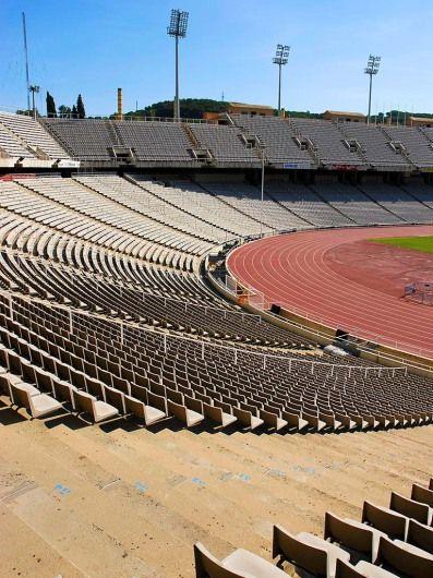 Estadi Olímpic Lluís Companys - BARCELONA