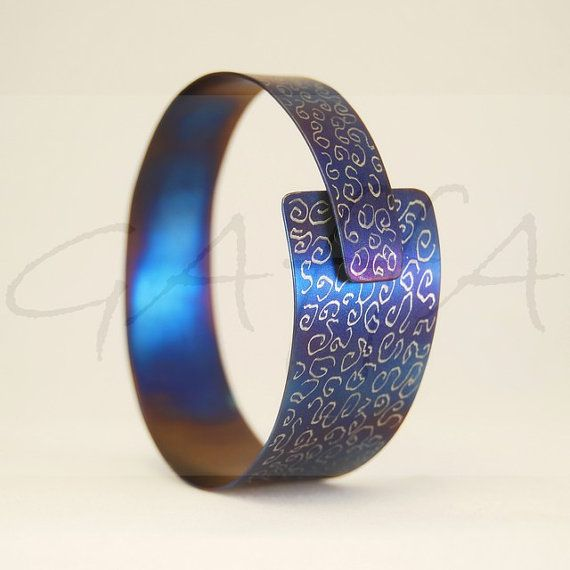 Hey, I found this really awesome Etsy listing at https://www.etsy.com/listing/112319091/bangle-titanium-bracelet