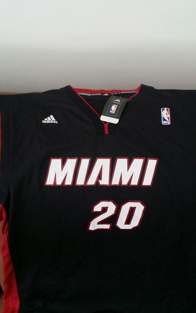 Adidas justise winslow #20 miami heat nba jersey NWT size L men | Sports Mem, Cards & Fan Shop, Fan Apparel & Souvenirs, Basketball-NBA | eBay!