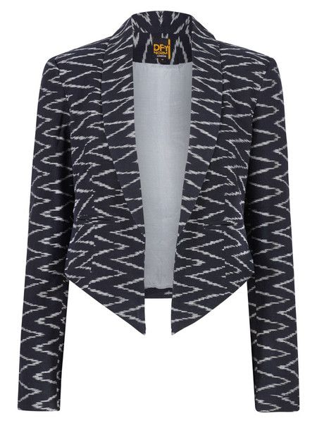 Full Ikat Jacket (Promotional Pricing)
