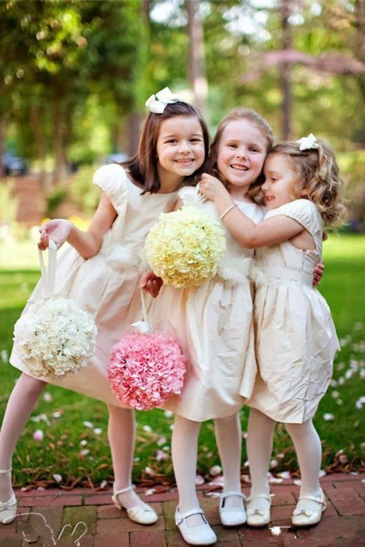 wedding flower girl ideas cute grils