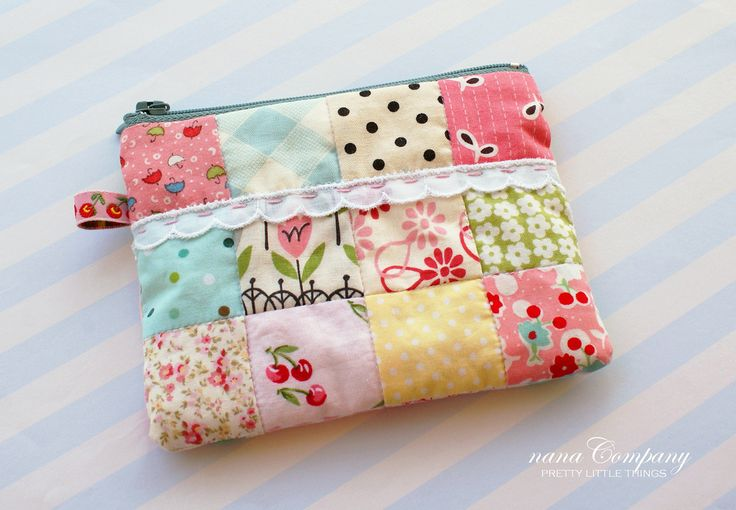 my new iPhone zipper pouch | by nanaCompany