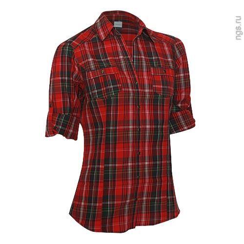 Ковбойская рубашка женская