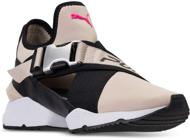 Puma Women's Muse Cutout Casual Sneakers from Finish Line