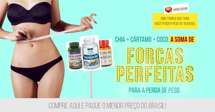 #ProjetoVerão Chia+Cartamo+Coco a soma de forças perfeitas para a Perda de Peso.  Cuide da sua Saúde com Produtos de Qualidade... Temos muitas ofertas para você ficar em dia com sua Saúde.   Confira!  Óleo de Chia, Cártamo e Côco 1000mg com 60 cápsulas http://www.maissaudeebeleza.com.br/p/580/oleo-de-chia-cartamo-e-coco-1000mg-c60-capsulas?utm_source=pinterest&utm_medium=link&utm_campaign=Chia+Cartamo+Coco&utm_content=post
