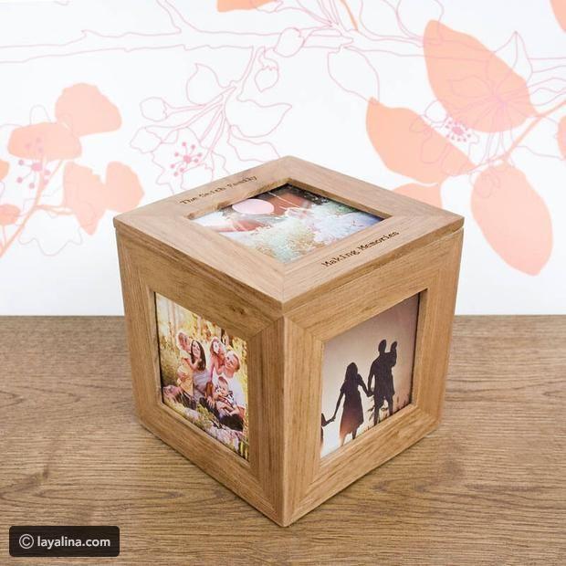 هدايا عيد الأم 2018 أفكار هدايا منوعة لوالدتك ليالينا Personalized Photo Frames Keepsake Boxes 21st Party Decorations