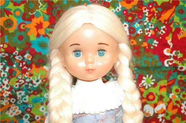 Советская Василиса / Куклы детства / Шопик. Продать купить куклу / Бэйбики…