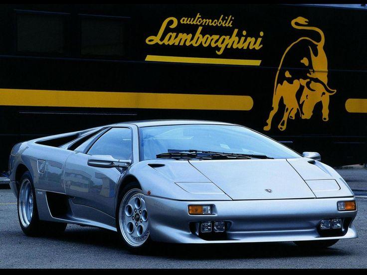 Обзор Lamborghini Diablo — автомобиля легенды