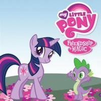 MY LITTLE PONY FRIENDSHIP IS MAGIC...twilight sparkle and spike!