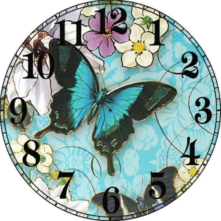 Reloj m