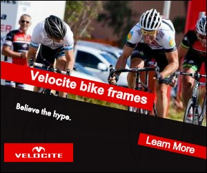 Velocite bike frames. Believe the hype.