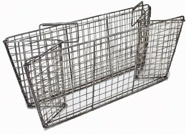 Wire Collapsible Laundry Basket