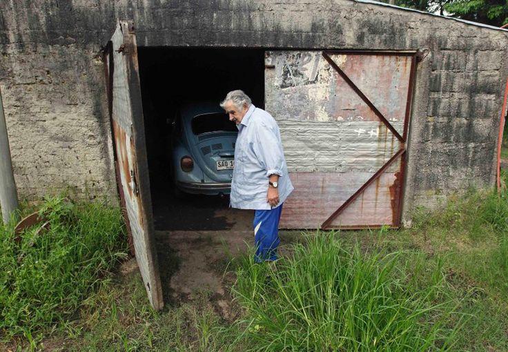 Fünf Jahre war der frühere Guerilla-Kämpfer José Mujica Präsident Uruguays. Jetzt ist seine Amtszeit vorüber - eine Zeit, die ihm zu weltweitem Ruhm verholfen hat.