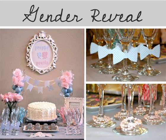 Image detail for -Preppy or Pearls Gender Reveal Party | Parents Playground NWA