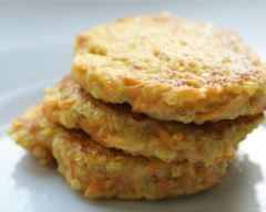 Photo de Galettes quinoa-carottes aux épices