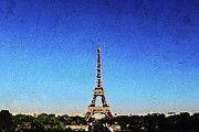 "New artwork for sale! - "" The Eiffel Tower by PixBreak Art "" - http://ift.tt/2wDqtLJ"