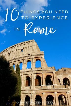 Top things to do in Rome, with or without kids! // Italy Family Travel | Colosseum Tour | Vatican City | What to do | Rome in 3 Days