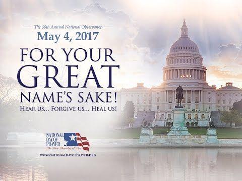 Anne Graham Lotz -  National Day of Prayer 2017 (Full Length Version)