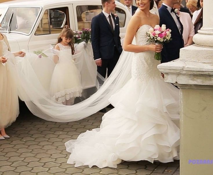 Suknie - Suknia ślubna Justin Alexander - 4 000,00zł