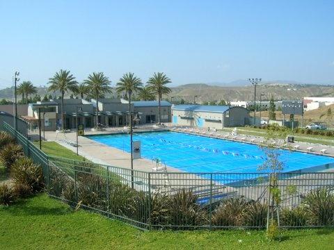 Aquatic Center The Aquatic Center In Santa Clarita