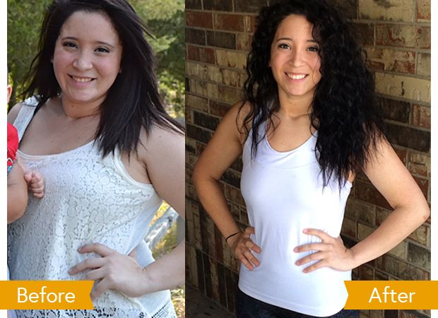 DailyBurn weight loss success story: How losing weight helped her find confidence