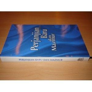Malay New Testament / Malaysia Perjanjian Baru dan Mazmur   $49.99