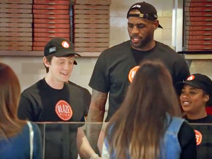 The pizza chain backed by LeBron James could be close to nabbing a $100 million valuation - Blaze Pizza, the fast-casual pizza chain backed by NBA star LeBron James, is nearinga deal that would value the company at $100 million, according toBloomberg News.   The pizza chain is trying to sell a minority stake in the company to a buyout firm in a deal that could be announced next week,according to Bloomberg.  Blaze, which was founded in 2011, is one of the fastest-growing restaurants…