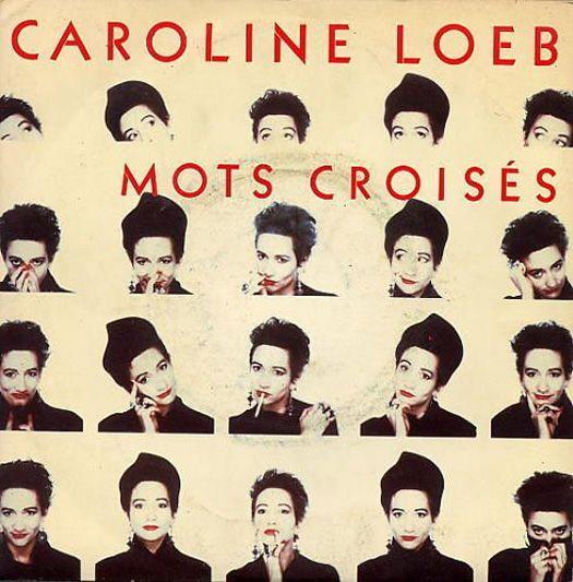Caroline Loeb - Mots croisés
