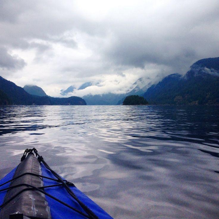 Kayaking Vancouver with Lotus Land Tours