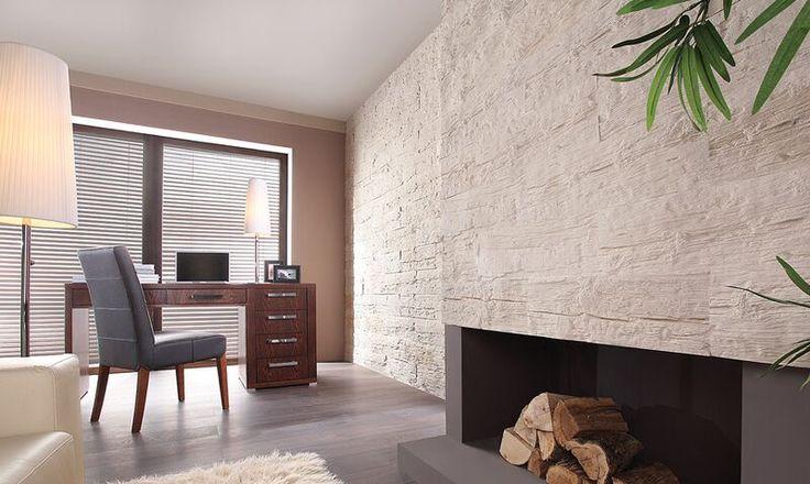 Kamień elewacyjny Stone Master - Texas Sahara - płytka