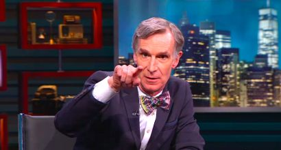 'F*cking A**hole': Conservatives go berserk after Bill Nye links Texas floods to climate change. And they're idiots for not listening to him.