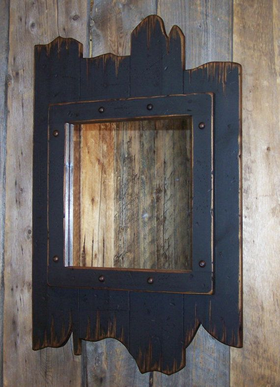 Barnwood Framed Bathroom Mirrors 23 best barnwood mirrors images on pinterest | hangers, rustic
