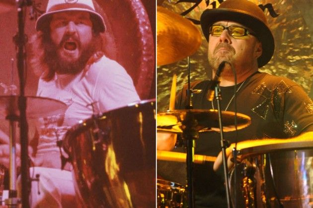 When Led Zeppelin drummer John Bonham passed away on Sept. 25, 1980, he left behind a family — and his son Jason, now a veteran musician in his own right, shared his memories of that heartbreaking day during a recent visit to Train singer Pat Monahan's podcast. Read More: Jason Bonham Shares Memories of His Father John Bonham's Death | http://ultimateclassicrock.com/jason-bonham-john-bonham-death/?trackback=tsmclip