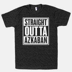 Straight Outta Azkaban